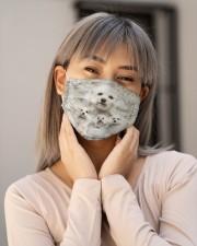 Awesome Bichon Frise G82705 Cloth face mask aos-face-mask-lifestyle-17