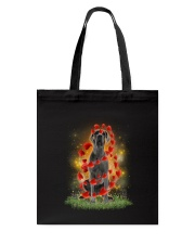 Great Dane Heart Tote Bag thumbnail