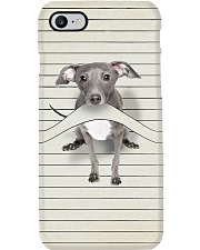 Greyhound Camp Mau Shirt Full Phone Case thumbnail