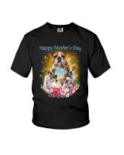 NYX - Bulldog Mom - 1304 Youth T-Shirt thumbnail