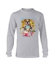 NYX - Bulldog Mom - 1304 Long Sleeve Tee thumbnail