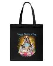 NYX - Bulldog Mom - 1304 Tote Bag thumbnail
