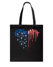 Horse USA 4 July T5tt Tote Bag tile