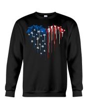 Horse USA 4 July T5tt Crewneck Sweatshirt tile