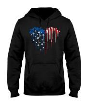 Horse USA 4 July T5tt Hooded Sweatshirt tile