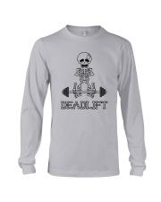 Gym - Deadlift Long Sleeve Tee thumbnail