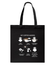 Panda - Coffee Moods Tote Bag thumbnail