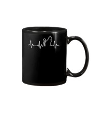 Cat Heartbeat Mug thumbnail