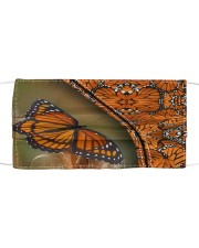 Abstract Monarch Butterfly G82809 Mask tile