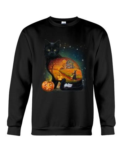 Black Cat - Halloween inside