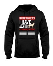 DOGS - LABRADOR RETRIEVER - BREAKING NEWS Hooded Sweatshirt thumbnail