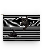 Black Cat Striped T820 Accessory Pouch - Large thumbnail
