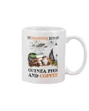 Guinea Pigs Run On Mug front
