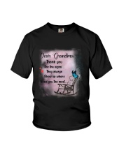 Family Grandma Thank You For The Sign Youth T-Shirt thumbnail