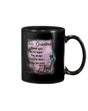Family Grandma Thank You For The Sign Mug tile