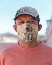 Awesome Goldendoodle G82736 Cloth face mask aos-face-mask-lifestyle-06