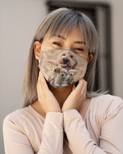 Awesome Goldendoodle G82736 Cloth face mask aos-face-mask-lifestyle-17