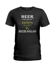 Beer Hops Ladies T-Shirt thumbnail