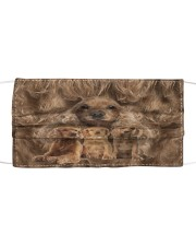 Awesome Cocker Spaniel G82732 Cloth face mask front
