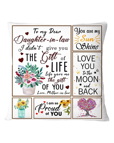 Family Daughter-in-law - The gift of life