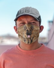 Awesome German Shepherd G82711 Cloth face mask aos-face-mask-lifestyle-06