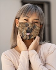 Awesome German Shepherd G82711 Cloth face mask aos-face-mask-lifestyle-17