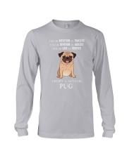 Adopt a senior Pug Long Sleeve Tee thumbnail