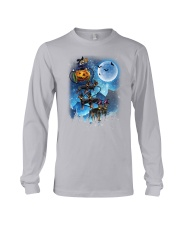 Rottweiler - Witch sleigh Long Sleeve Tee thumbnail
