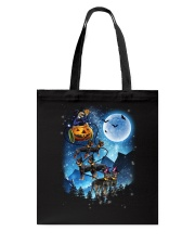 Rottweiler - Witch sleigh Tote Bag thumbnail