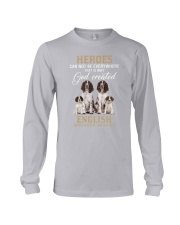 English Springer Spaniel Heroes Long Sleeve Tee thumbnail
