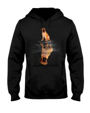 Bullmastiff In Dream Hooded Sweatshirt thumbnail
