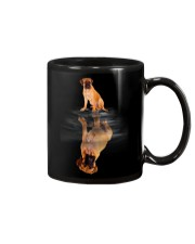 Bullmastiff In Dream Mug thumbnail