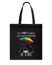 Black Cat World Tote Bag thumbnail