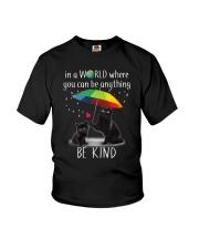 Black Cat World Youth T-Shirt thumbnail