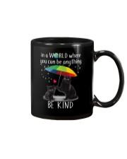 Black Cat World Mug thumbnail