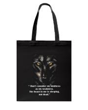 NYX - Wolf Kindness - 2702 Tote Bag thumbnail