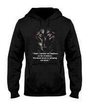 NYX - Wolf Kindness - 2702 Hooded Sweatshirt thumbnail
