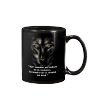 NYX - Wolf Kindness - 2702 Mug thumbnail