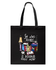 Read Books Tote Bag thumbnail