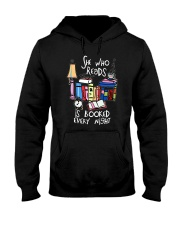 Read Books Hooded Sweatshirt thumbnail
