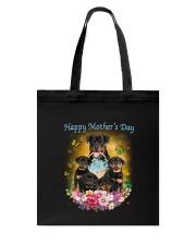 NYX - Rottweiler Mom - 1304 Tote Bag thumbnail
