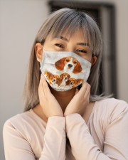 Awesome Beagle G82704 Cloth face mask aos-face-mask-lifestyle-17
