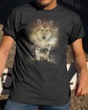 Wolf Proud Classic T-Shirt apparel-classic-tshirt-lifestyle-28