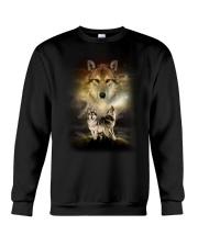 Wolf Proud Crewneck Sweatshirt thumbnail