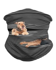 Airedale Terrier Striped T821 Neck Gaiter thumbnail