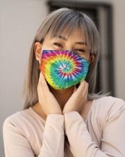 Tie Dye G82777 Cloth face mask aos-face-mask-lifestyle-17