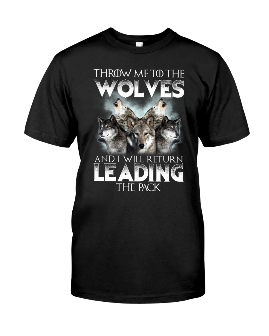 NYX - Wolves Leading - 0303 Classic T-Shirt
