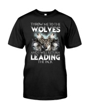 NYX - Wolves Leading - 0303 Classic T-Shirt front