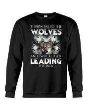 NYX - Wolves Leading - 0303 Crewneck Sweatshirt thumbnail