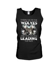 NYX - Wolves Leading - 0303 Unisex Tank thumbnail